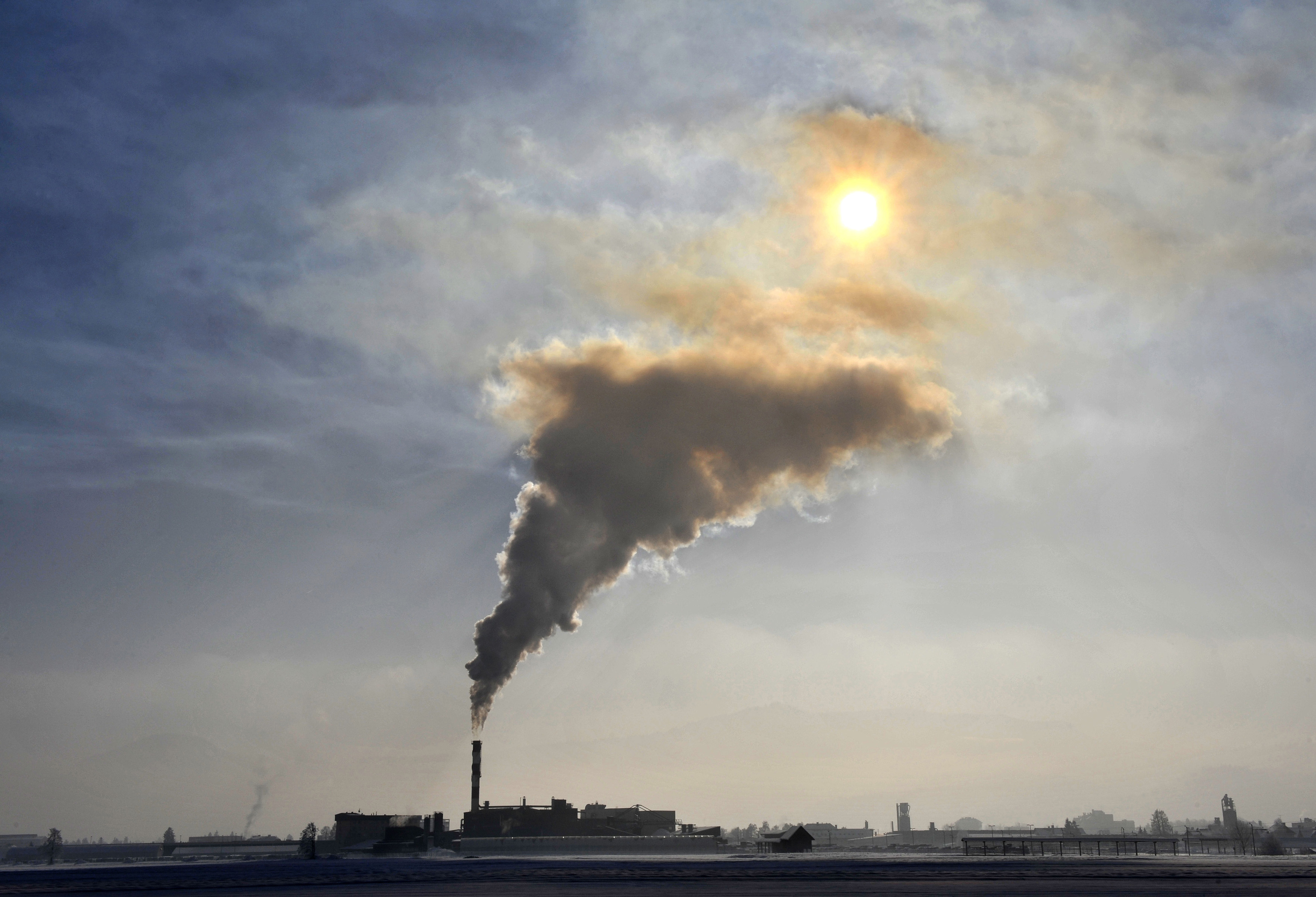 Study says Europe is 21 years behind its emissions reduction goals