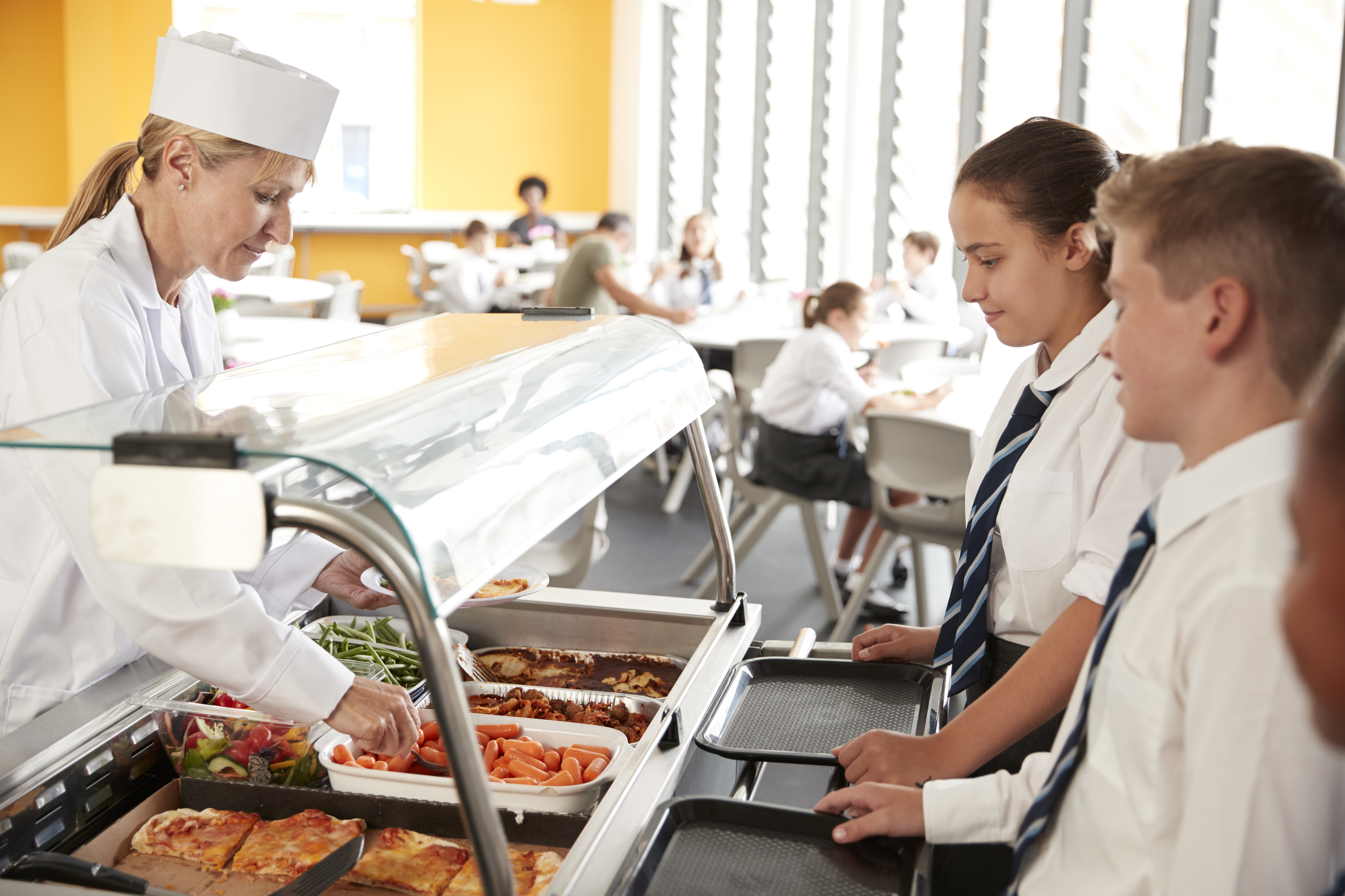 UK schools will use facial recognition to speed up lunch payments