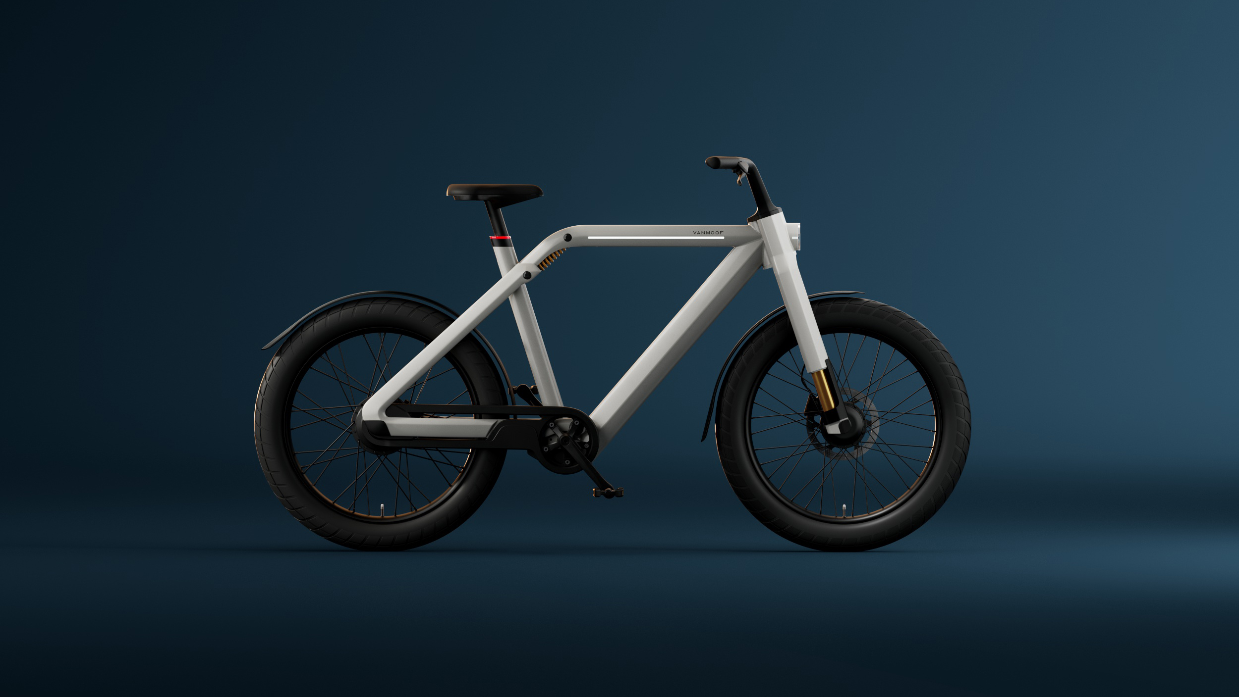 VanMoof's fastest e-bike yet tops out at 31 MPH
