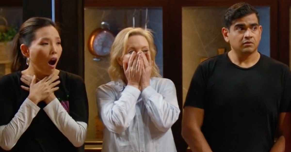 MasterChef fans 'devastated' after shock celebrity elimination: 'Nooo!'