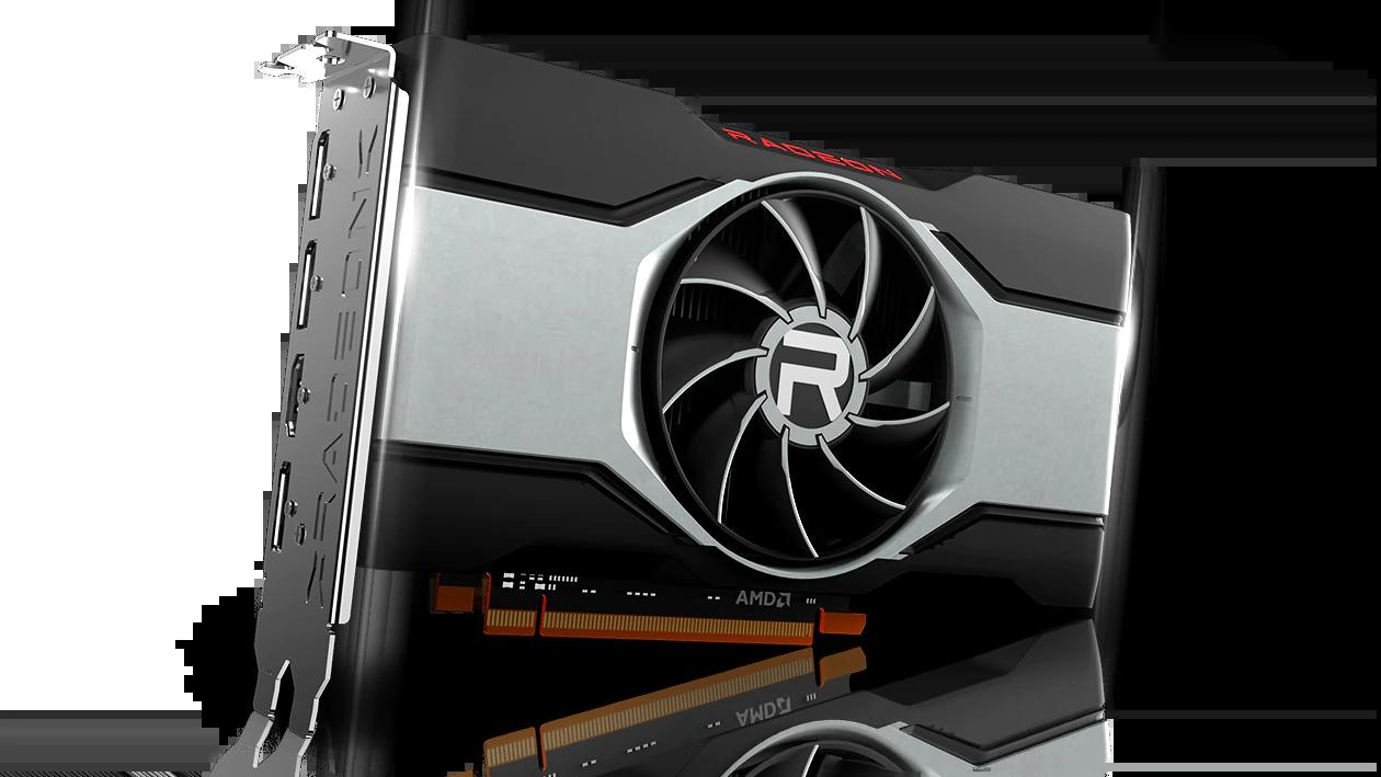 Radeon RX 6600 image