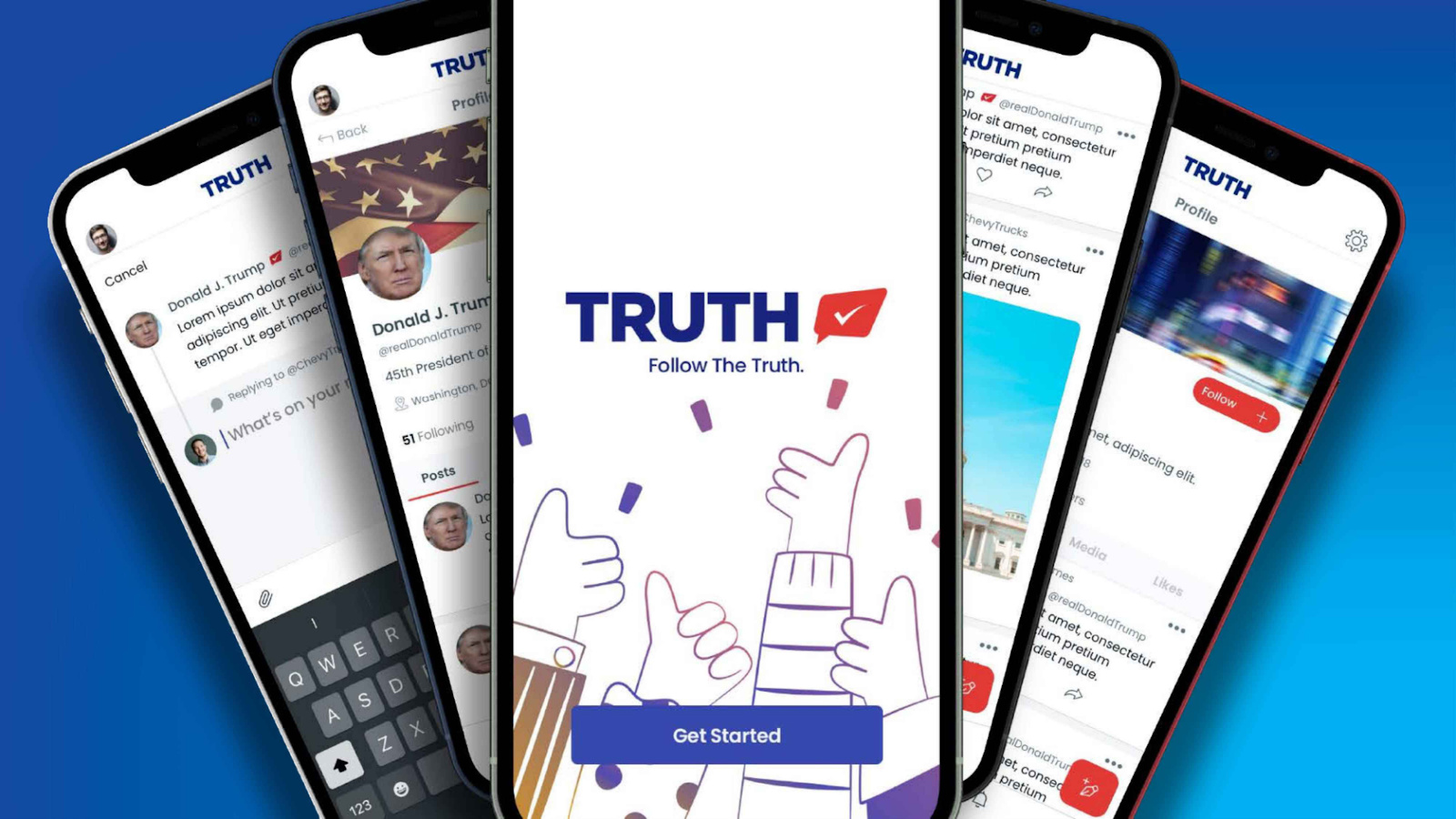 Trump's social network is built on a platform it didn't properly license   Engadget