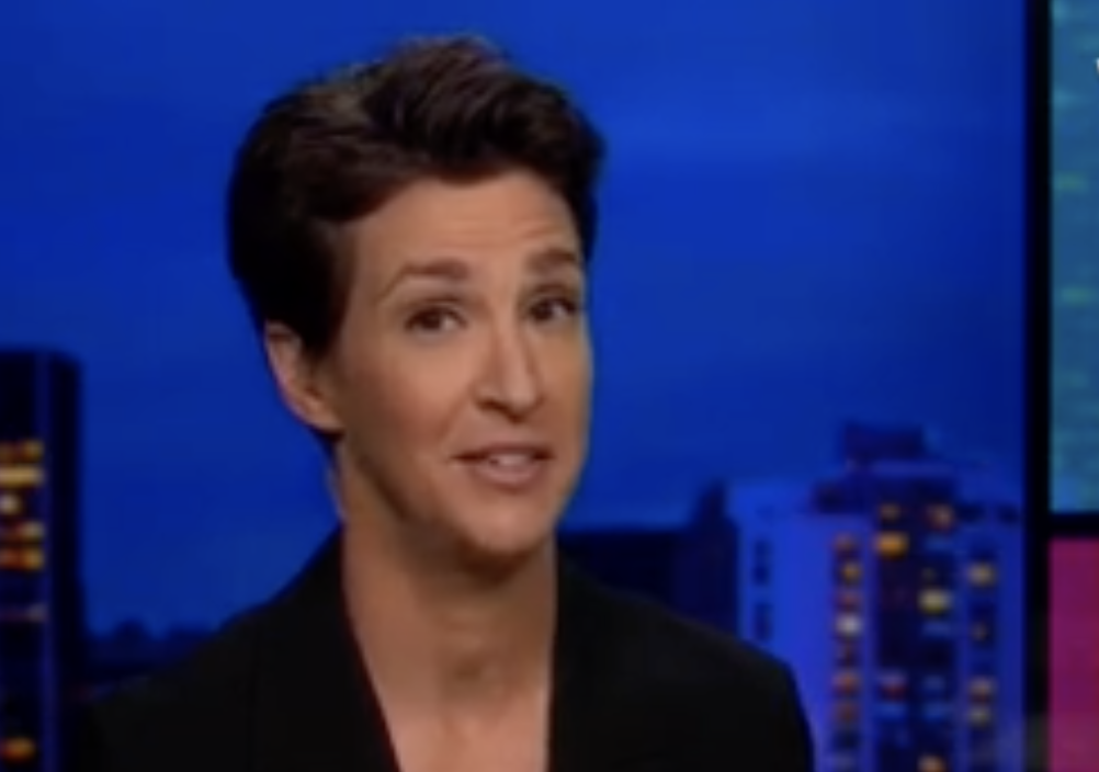 Rachel Maddow announces she was diagnosed with cancer and underwent surgery
