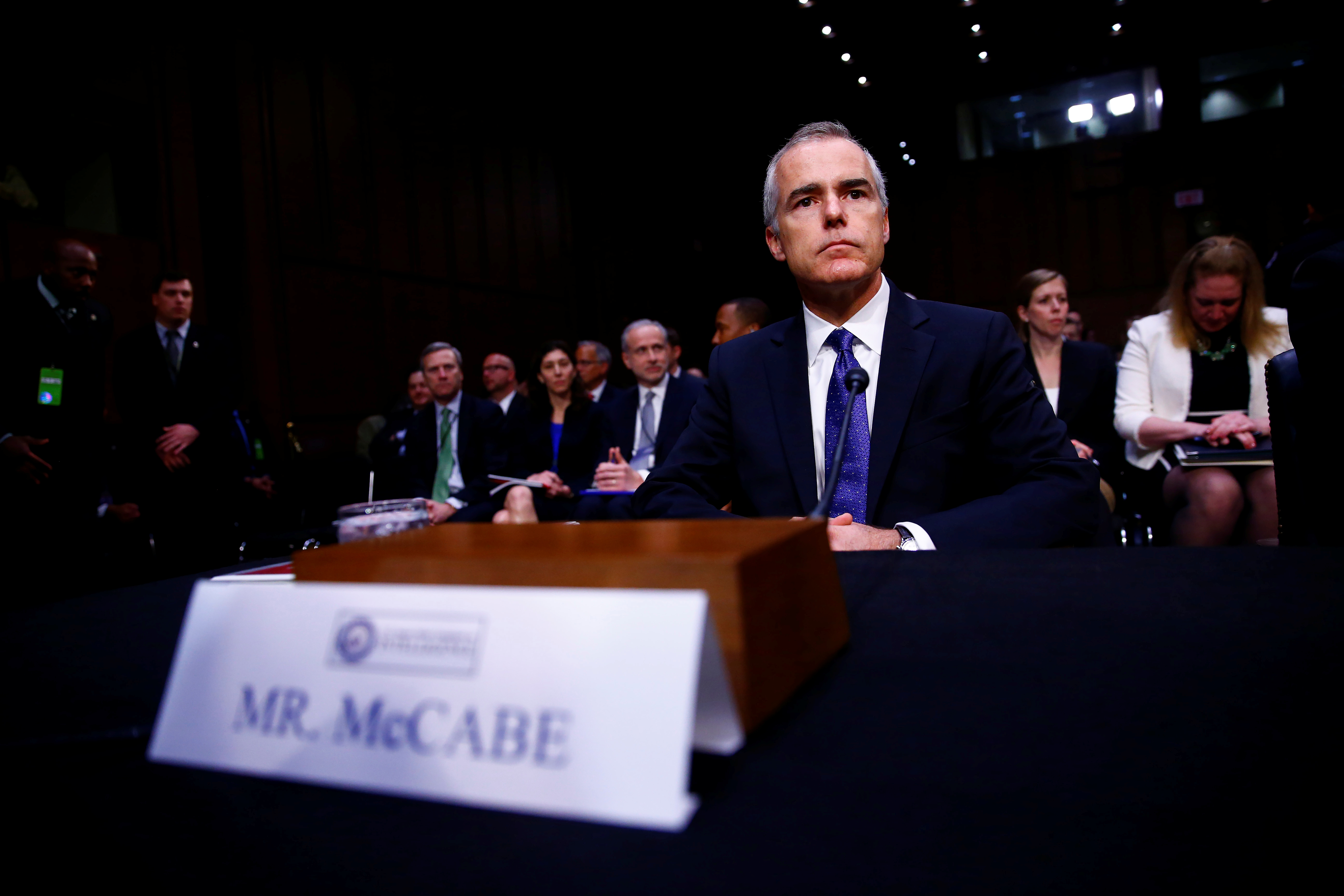 COSMO  Former FBI Deputy Director Andrew McCabe still has concerns after lawsuit settlement: 'I don't feel free'