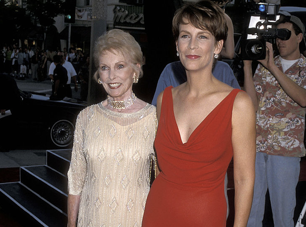 Jamie Lee Curtis says #MeToo movement 'would have really upset' late mother Janet Leigh