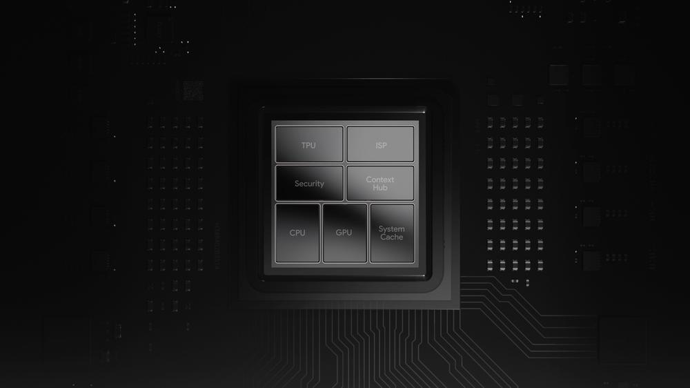 Google Tensor chip breakdown