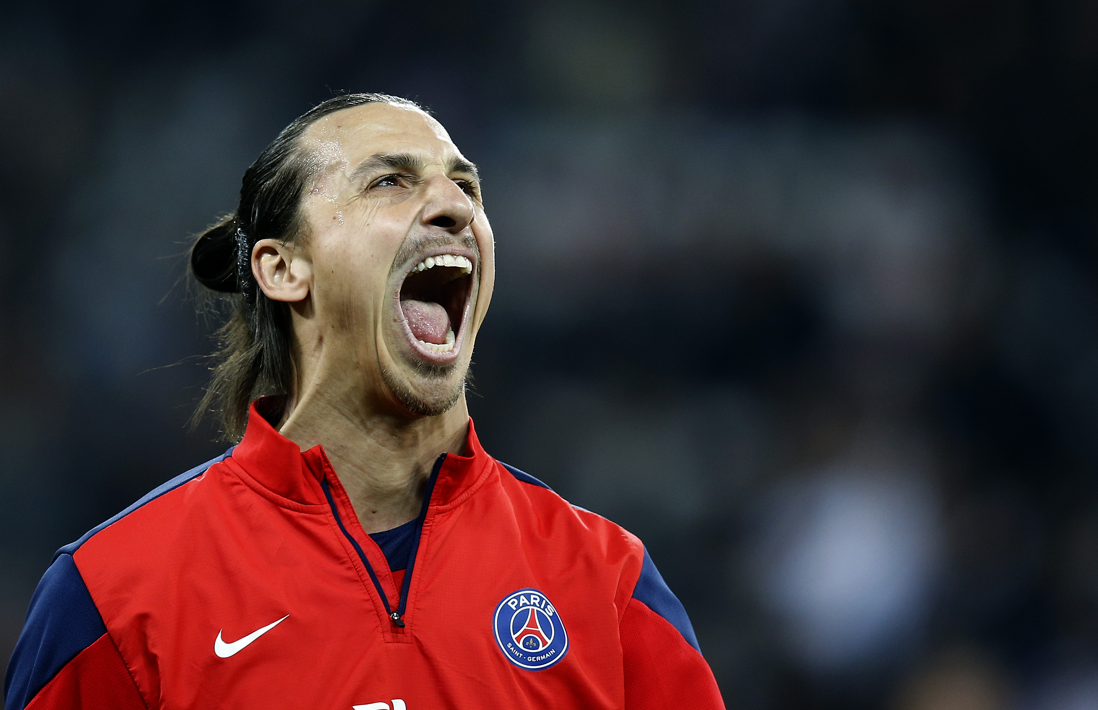 Zlatan Ibrahimovi se autoregala un lujoso vehículo eléctrico
