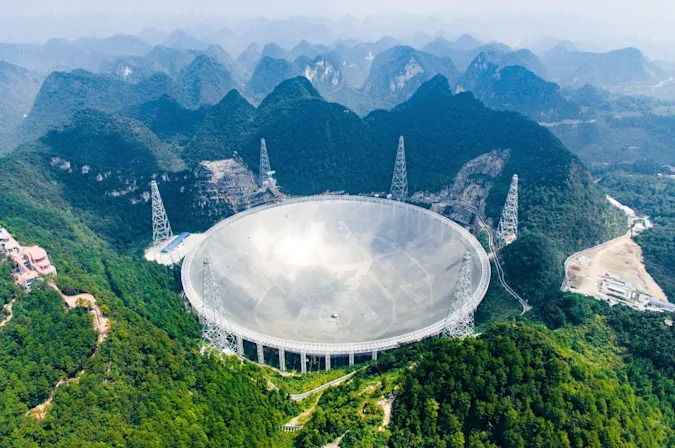 Xinhua/Liu Xu via Getty Images