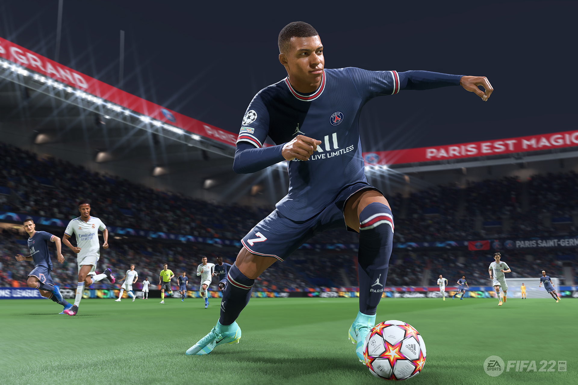 FIFA isn't thrilled with EA's dominance of soccer games | Engadget