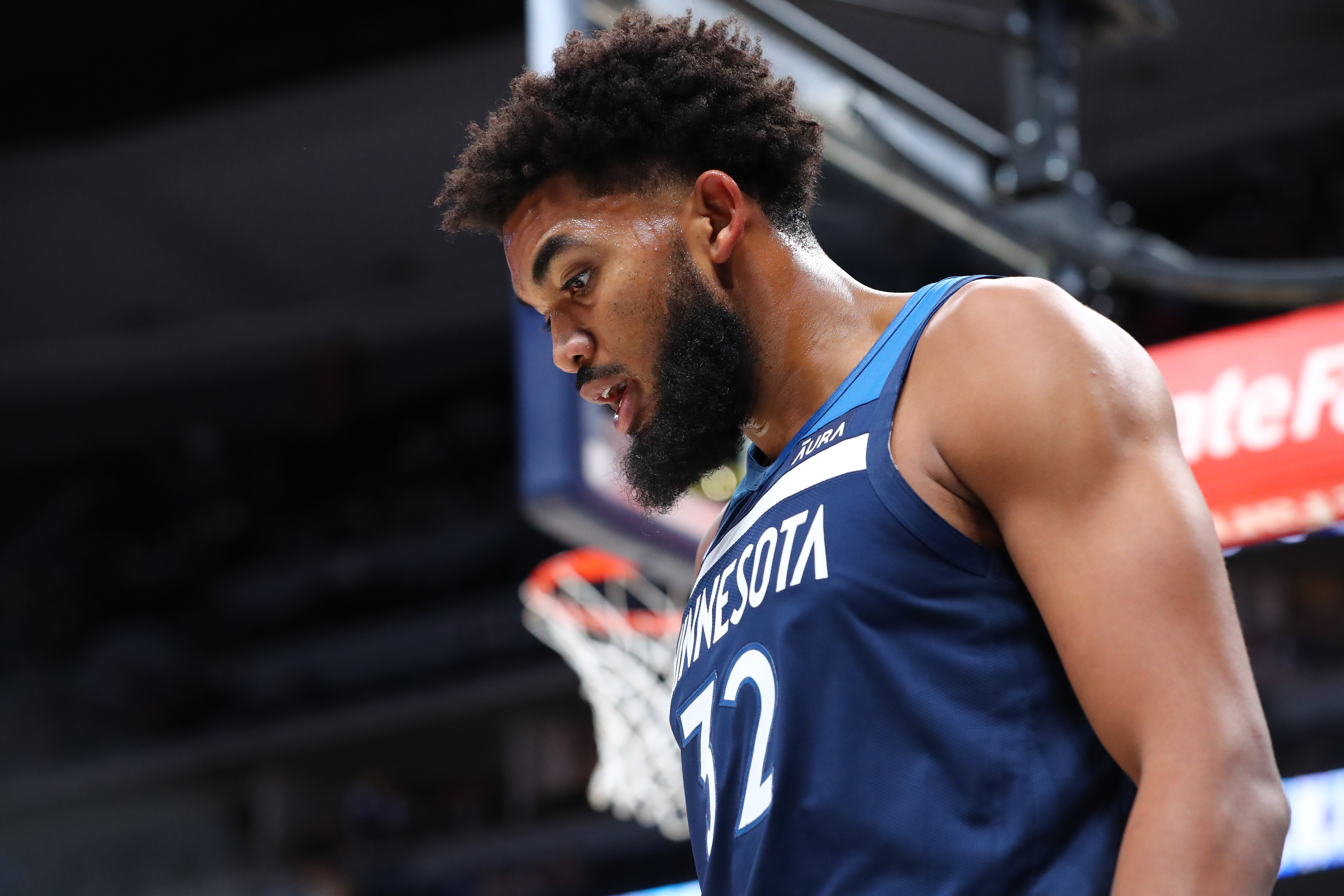 Karl-Anthony Towns fine with Kyrie Irving's COVID vaccine choice, but not any 'bulls**t excuses'