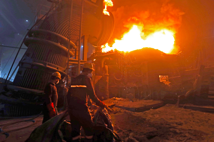 We can make the steel of tomorrow without the fossil fuels of yesteryear
