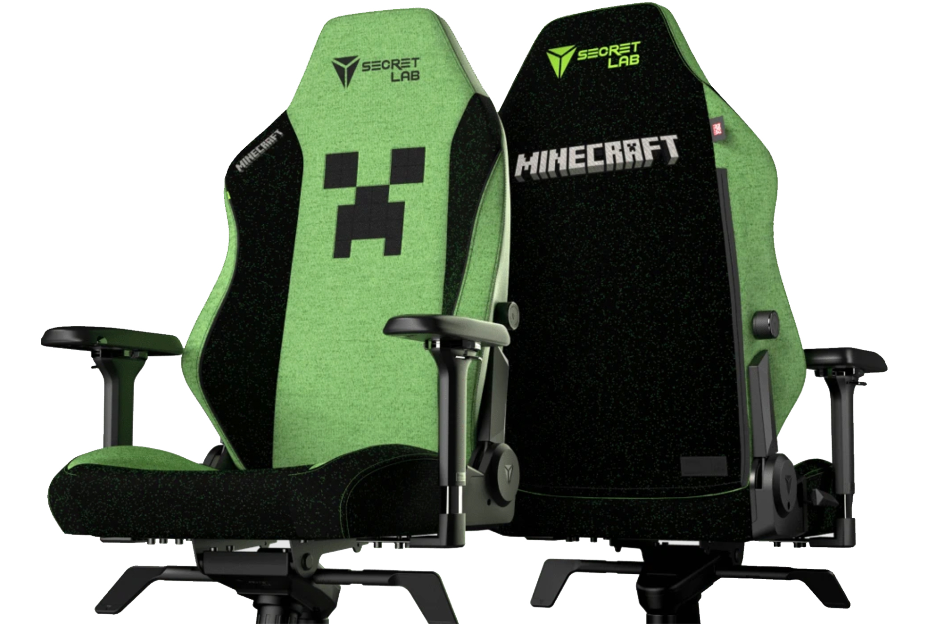 There's now an official 'Minecraft' gaming chair | Engadget