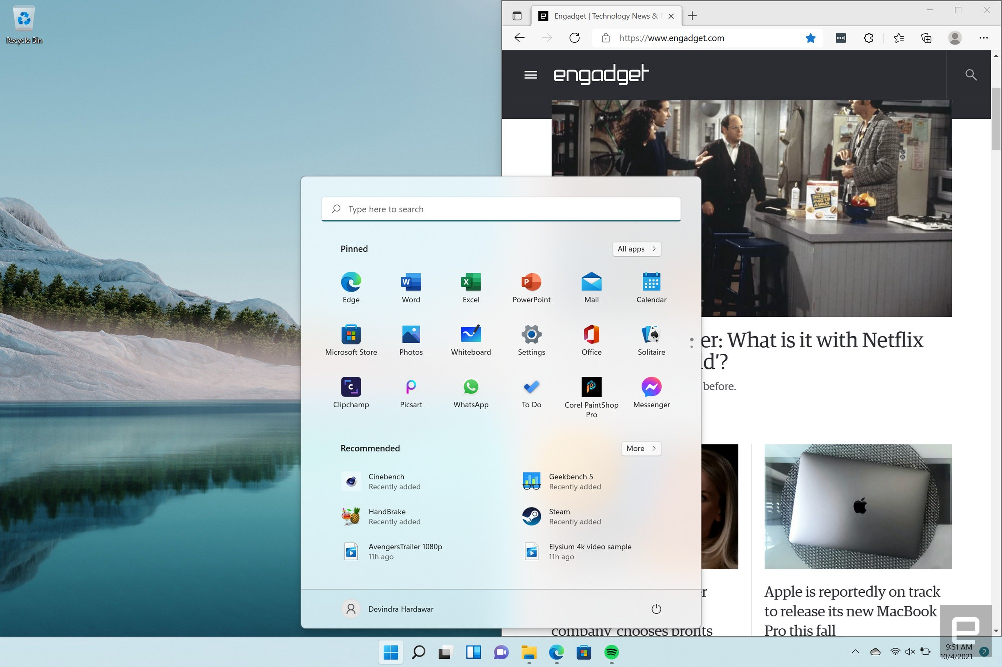 Windows 11 review: Microsoft's most pleasant OS—until it isn't