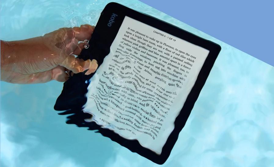 Kobo's new $260 Sage e-reader lets you take e-notes