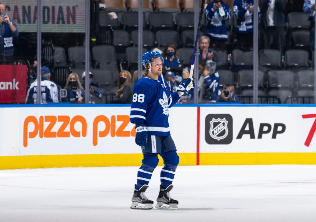 Maple Leafs haven't sold out a home game yet this season