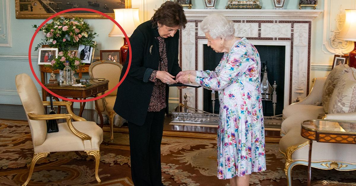 Royal fans spot surprising detail in photo of Buckingham Palace