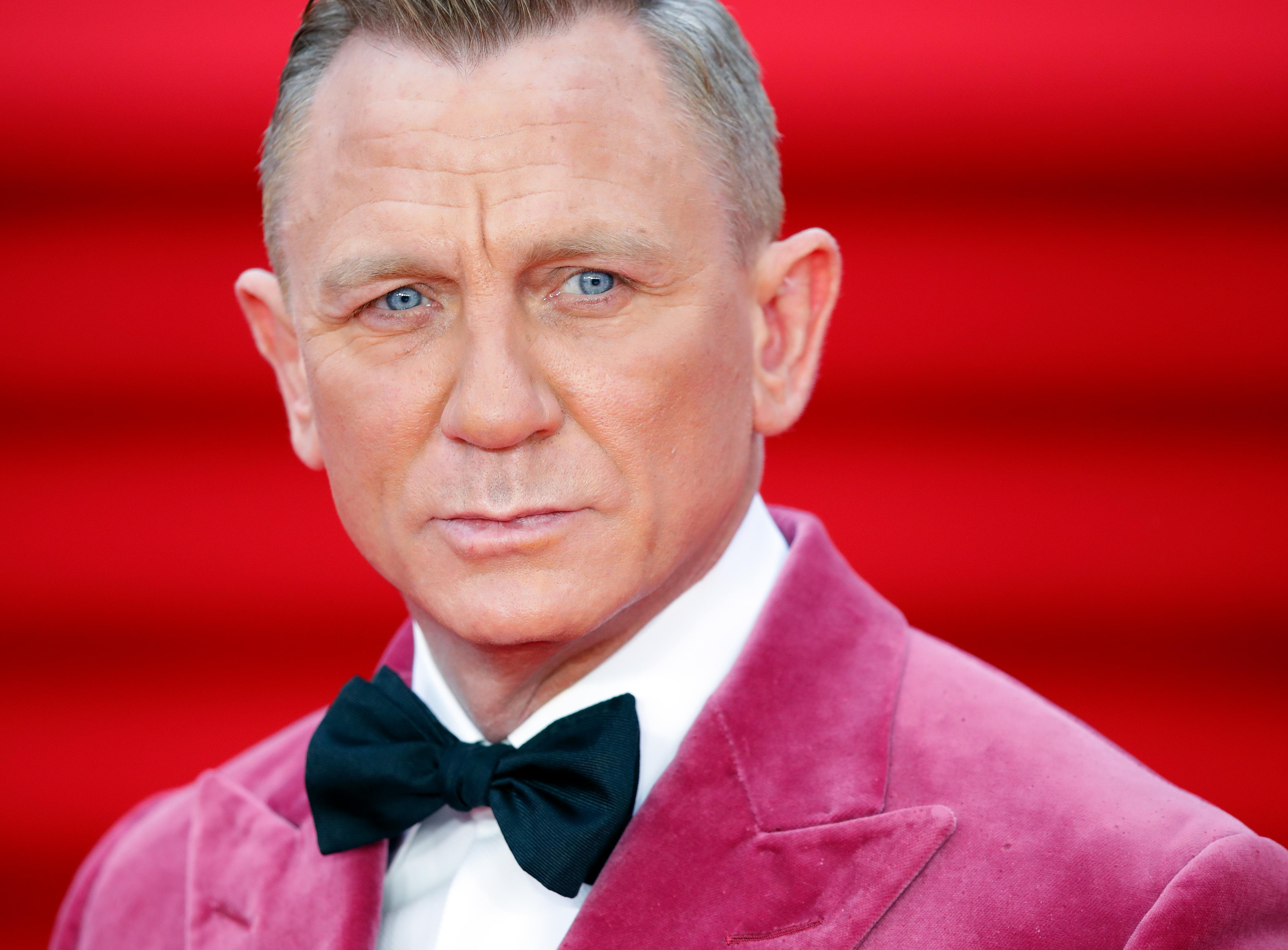 Daniel Craig's advice to the next James Bond: 'Don't be s***'