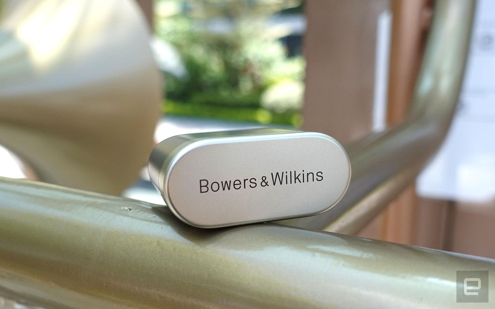 Bowers & Wilkins PI7 評測