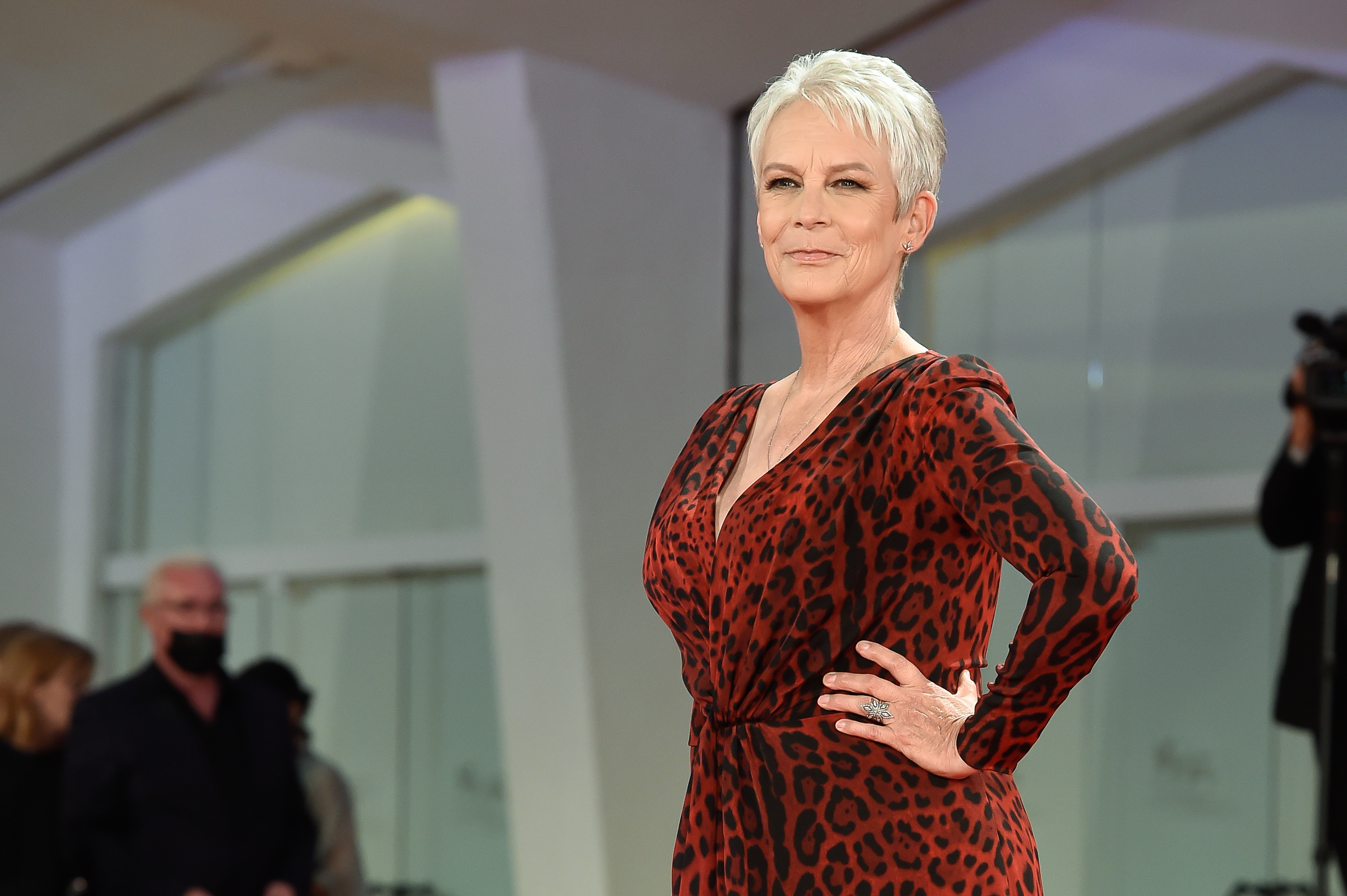 Jamie Lee Curtis on 'Halloween' beginnings, why Arnold didn't want her for 'True Lies' and her secret text code with Lindsay Lohan