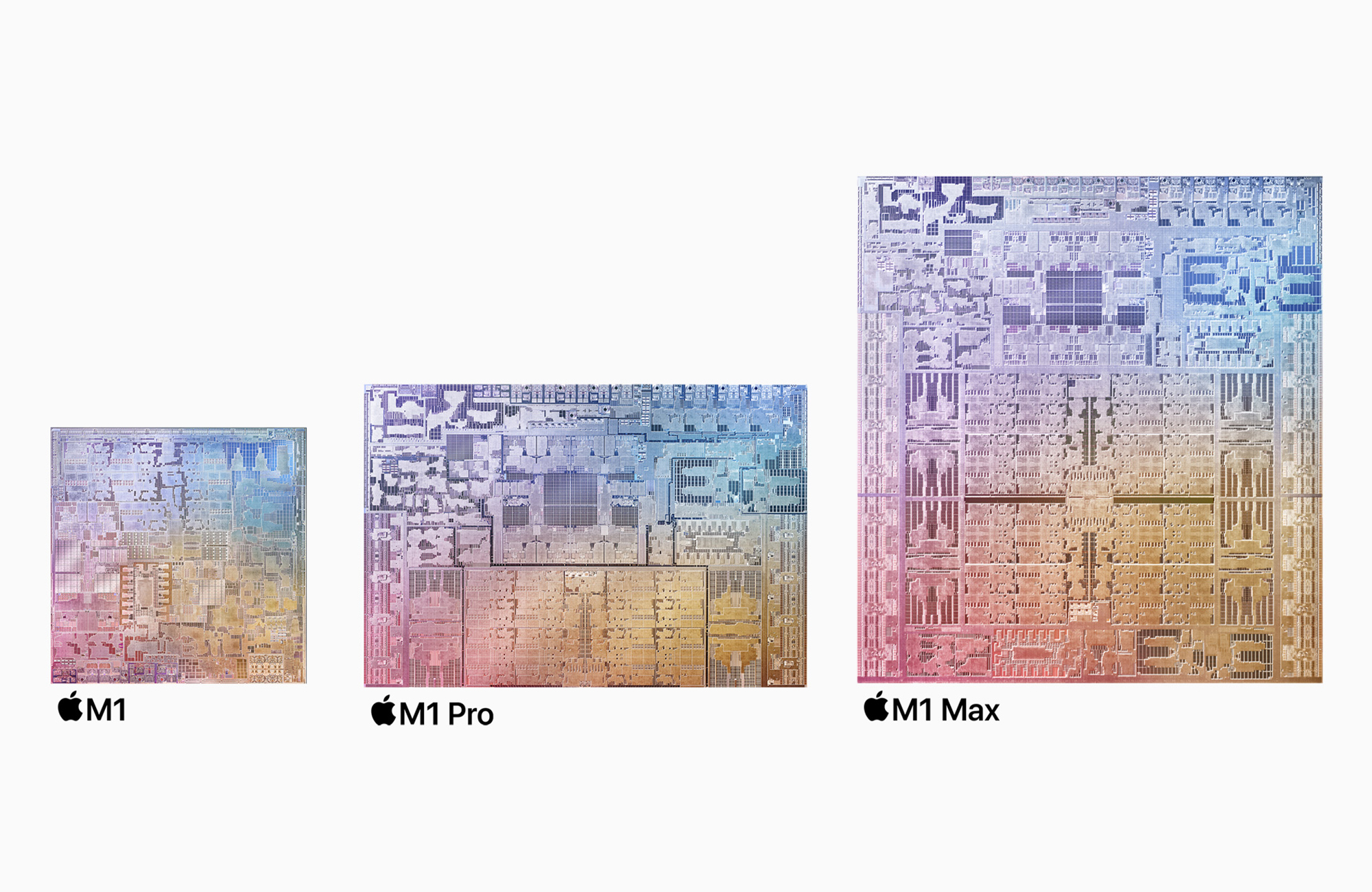 Apple M1 Pro and M1 Max chip