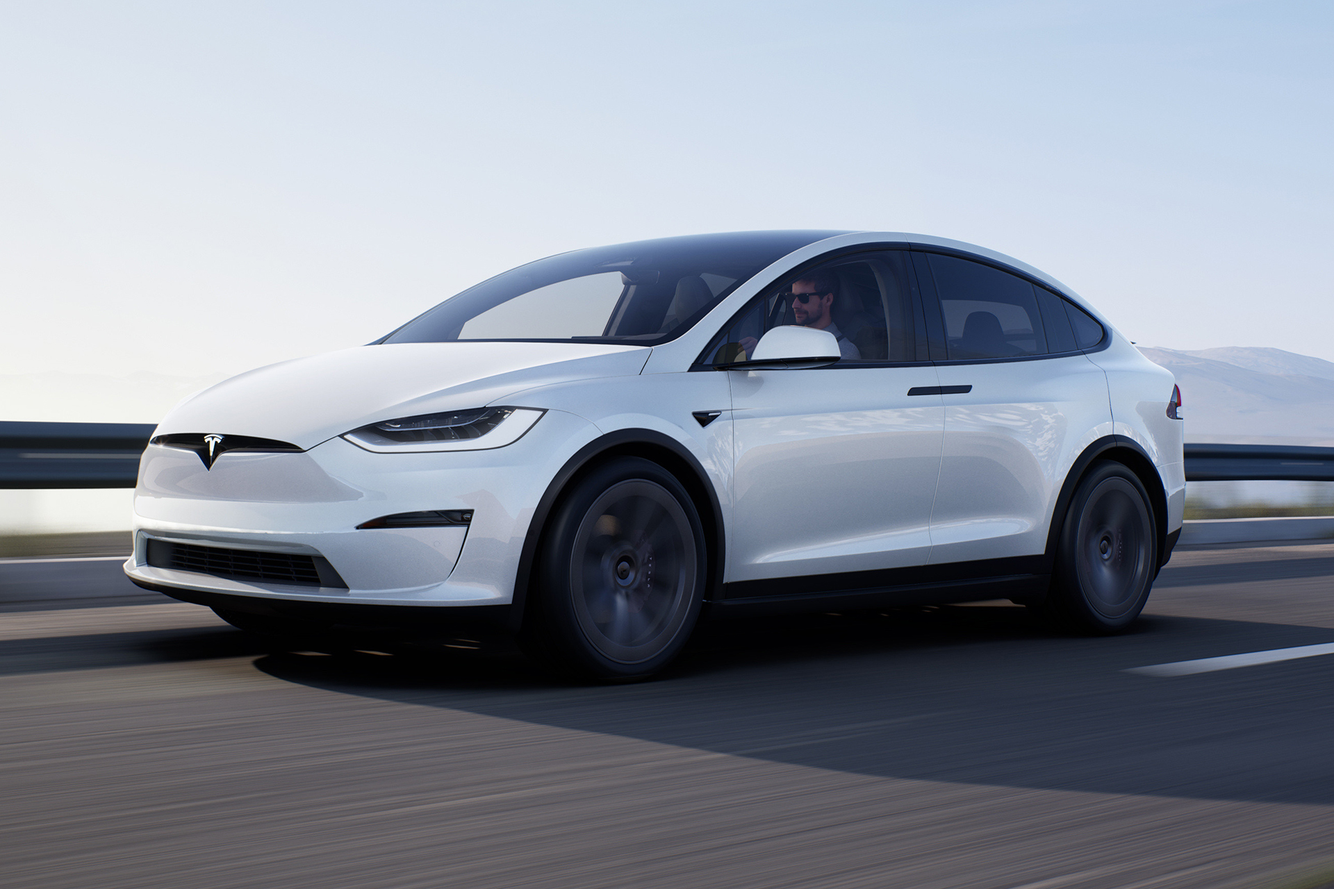 Tesla starts delivering refreshed Model X to customers   Engadget