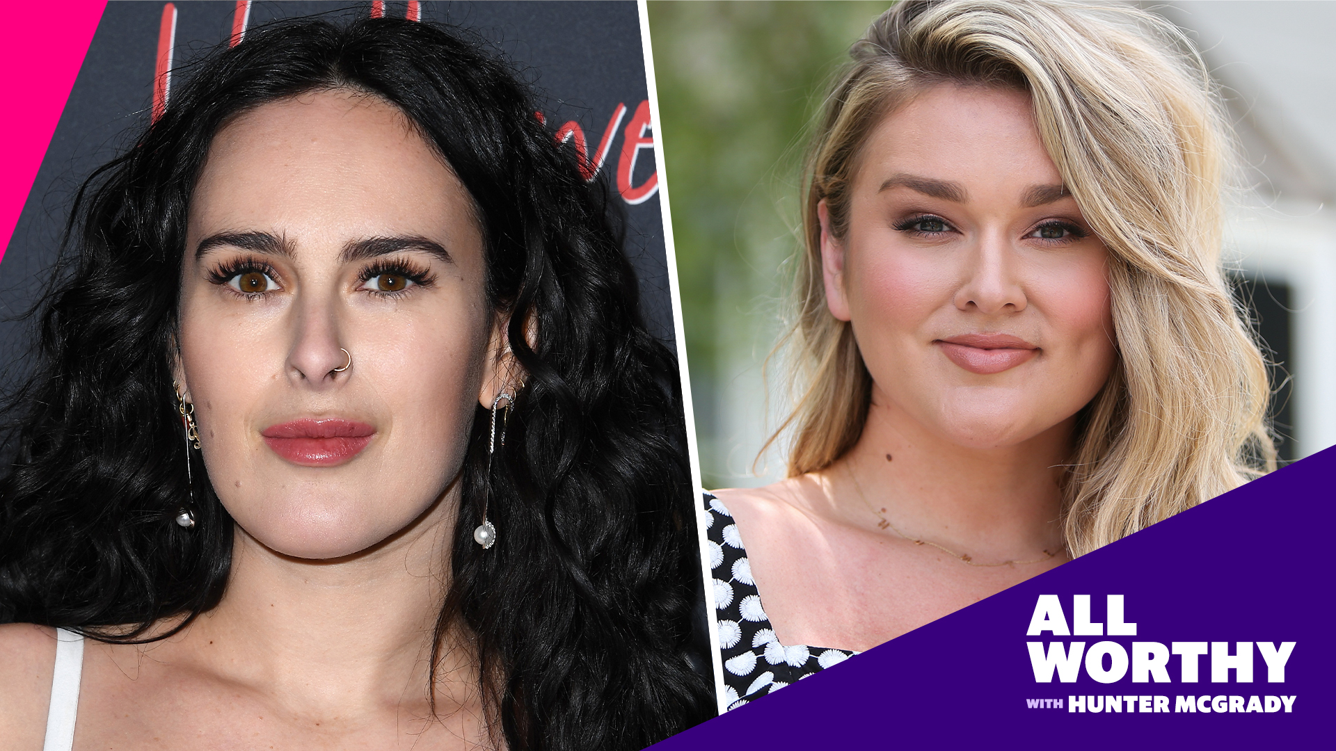 Rumer Willis says growing up in Hollywood warped her beauty standards: 'I literally wanted no boobs, straight hips'