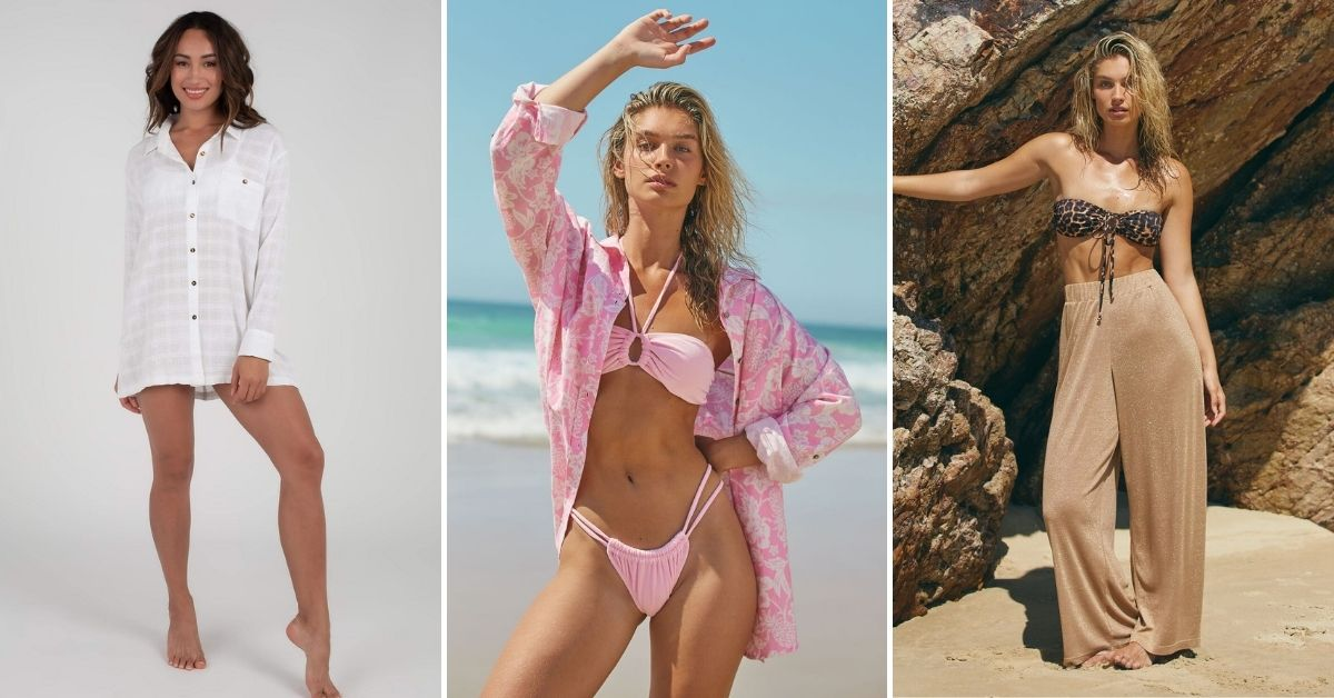 10 beach cover-ups to keep you cool this summer