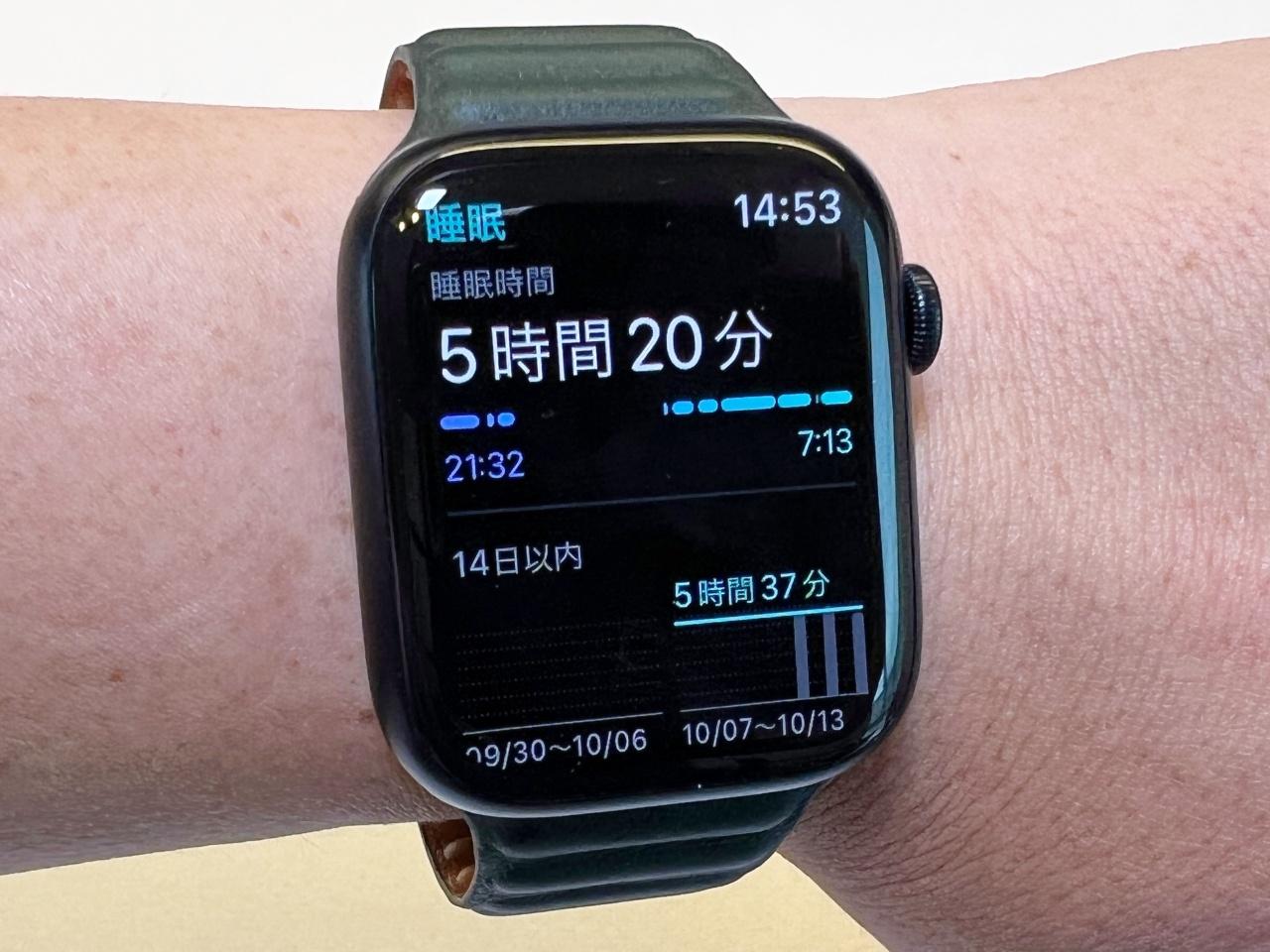 Tsutsumu Ishikawa Apple Watch Series 7
