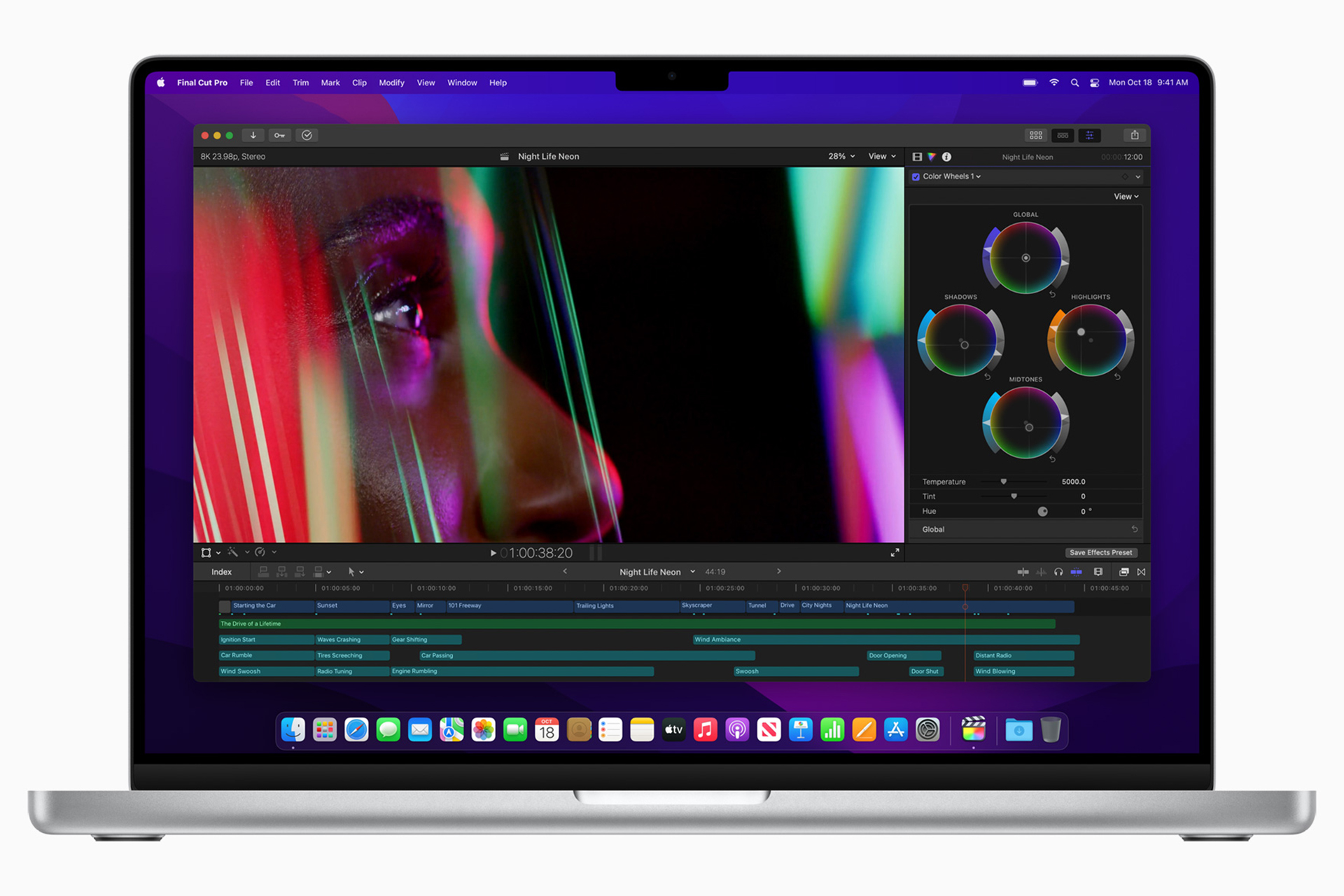 The new 16-inch MacBook Pro offers a speed-enhancing 'High Power Mode'   Engadget