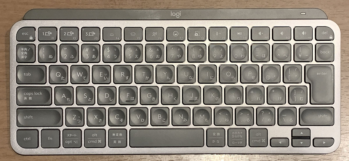 MX Keys Mini 日本版