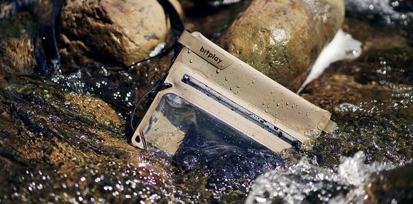 AquaSeal 全境防水瞬扣包