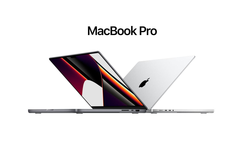 MacBook Pro 14-inch (2021) image