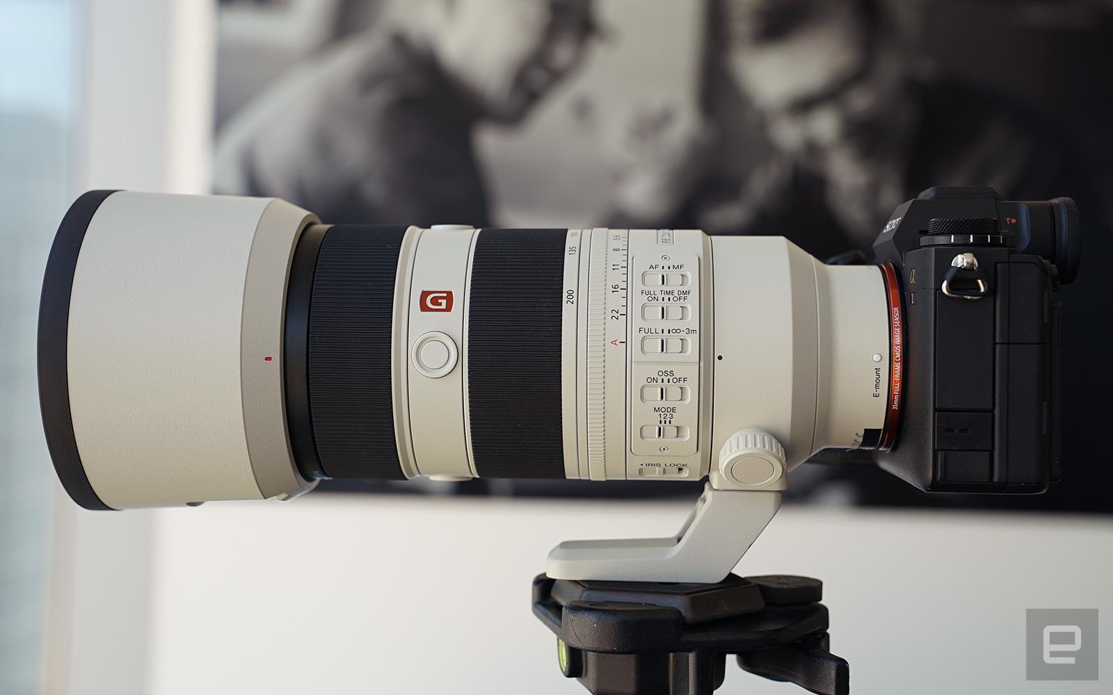 Sony FE 70-200mm F2.8 GM OSS II 動手玩