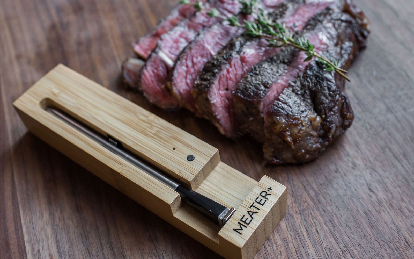 Meater+ probe thermometer