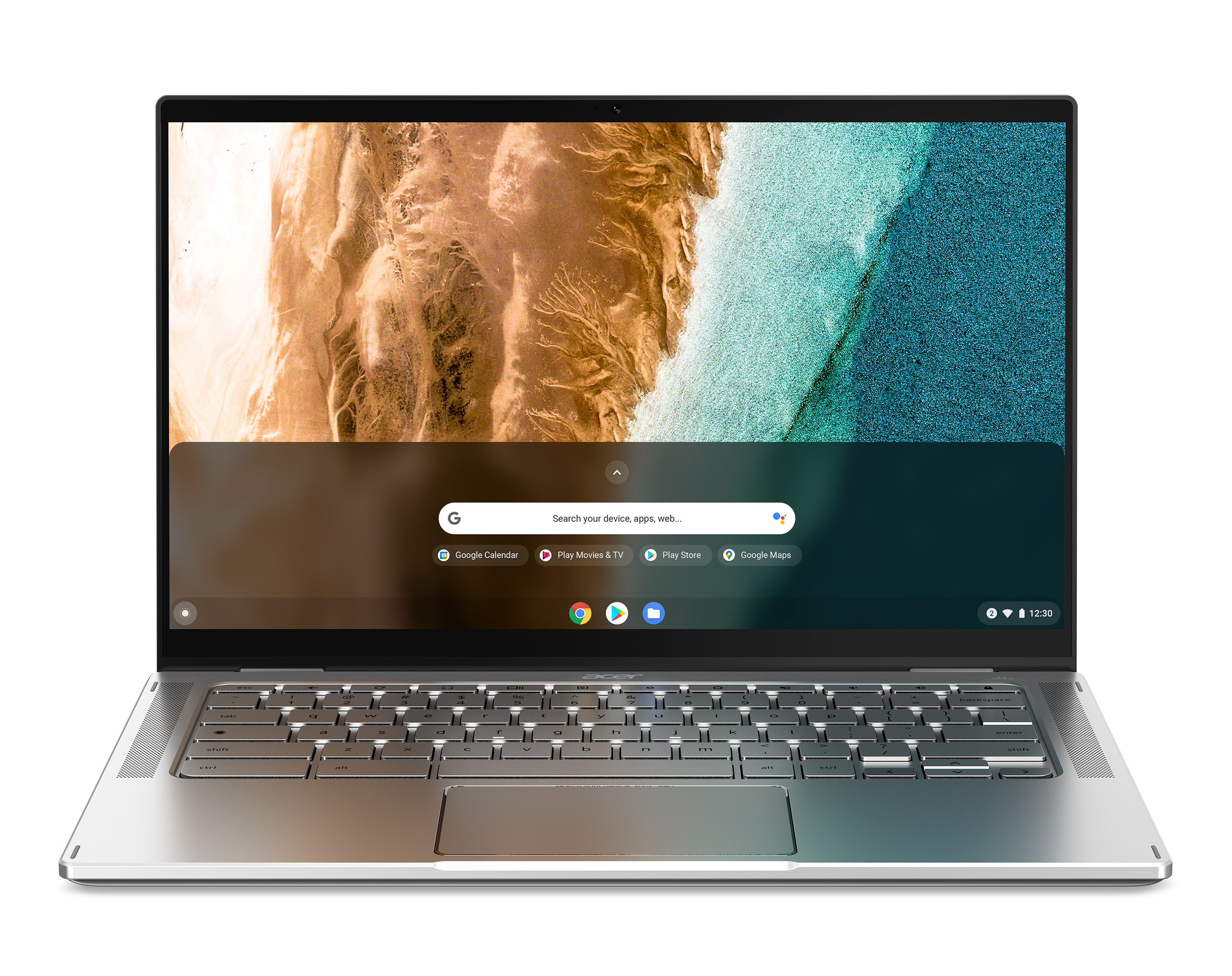 Acer's new Chromebook Spin 514 features a fanless design and improved webcam