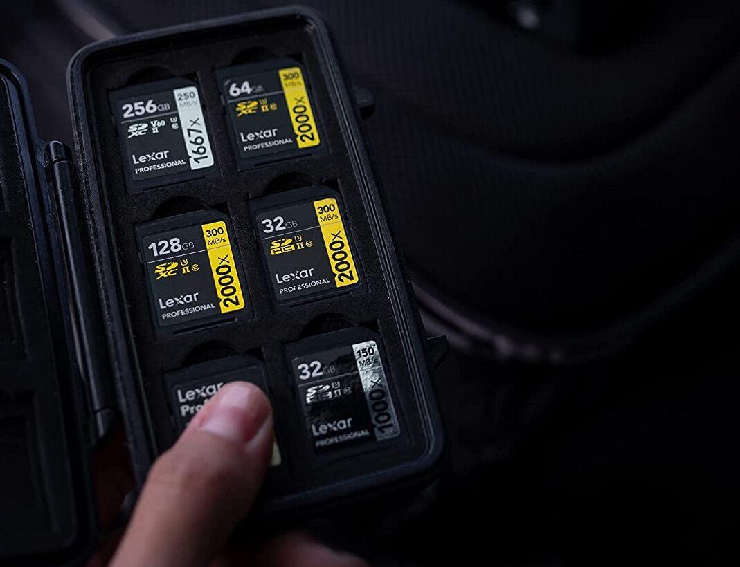 Lexar SD Card