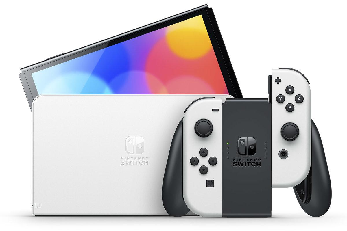 Switch OLED image