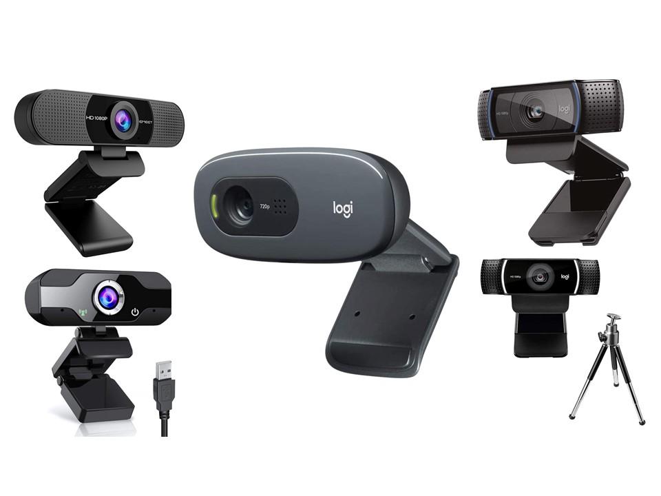ウェブカメラのAmazon売れ筋ランキング