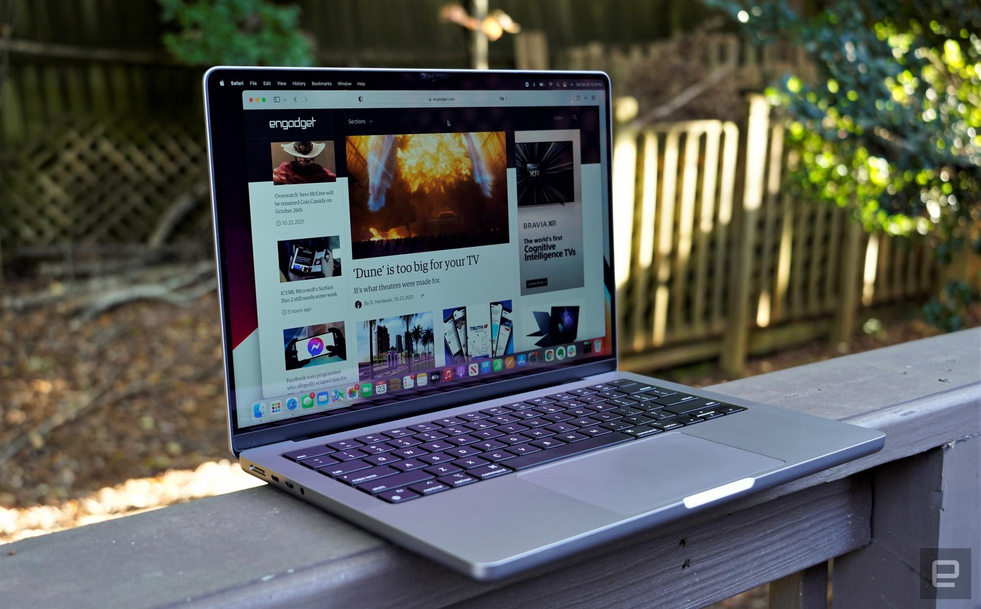 MacBook Pro 14-inch (2021)
