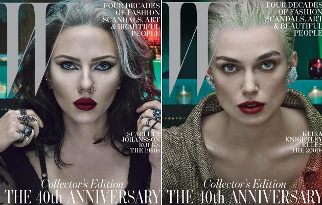 Scarlett Johansson Und Keira Knightley Krasser Neuer Style