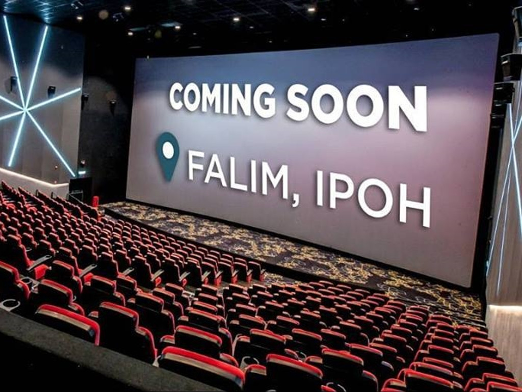 New Cinema In Ipoh Opens This Weekend