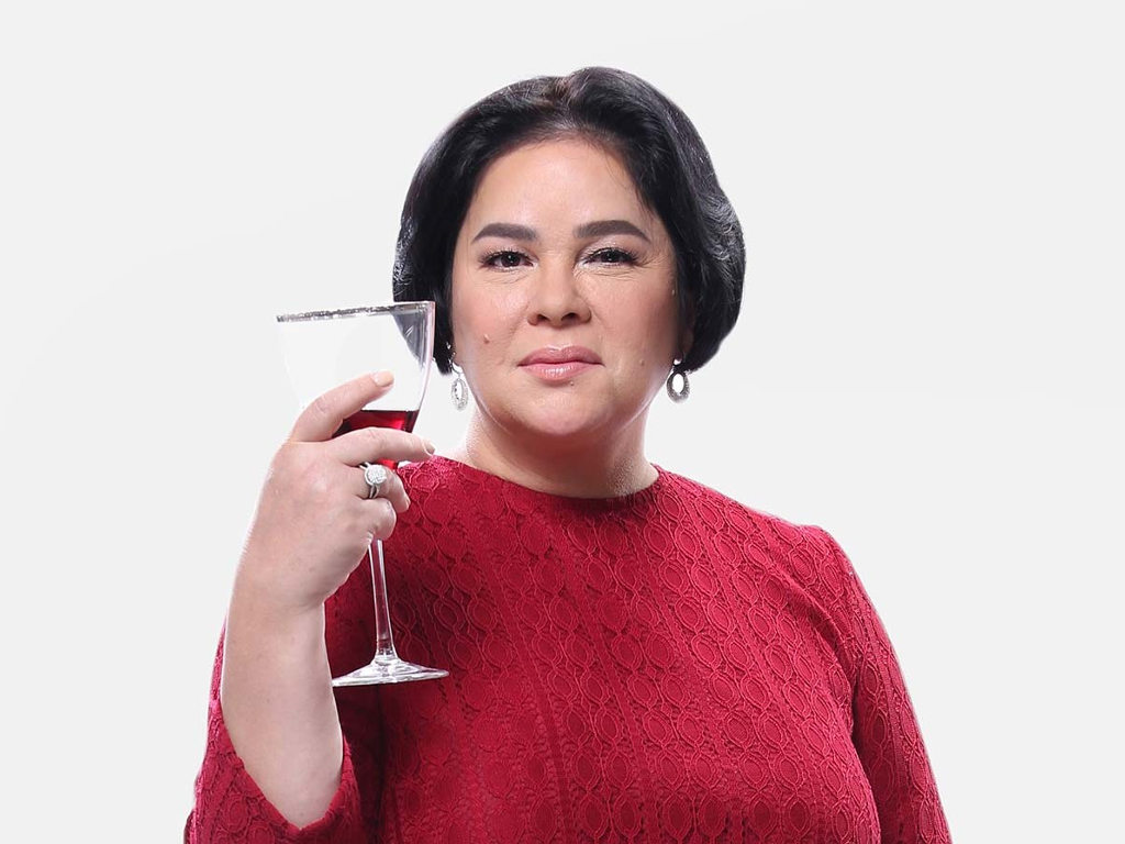 Jaclyn Jose: Yes, I was once the other woman!