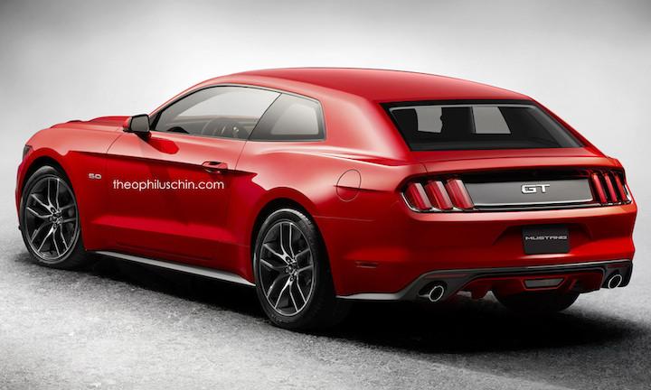 New Hatchback Mustang Mustang Hatchback 2
