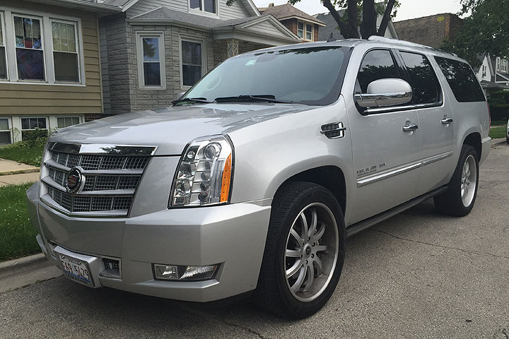 used 2011 cadillac escalade used cadillac suvs yahoo html. Black Bedroom Furniture Sets. Home Design Ideas