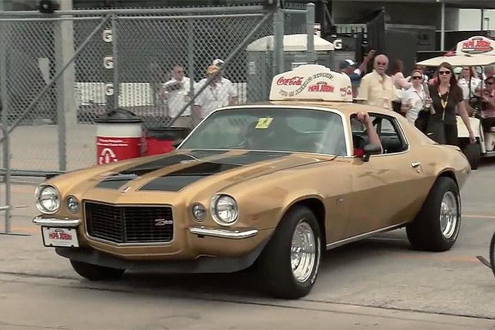 Papa John S Car Top Sign