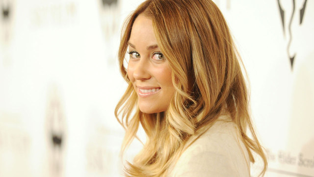 Lauren Conrad & William Tell Welcome Baby Boy