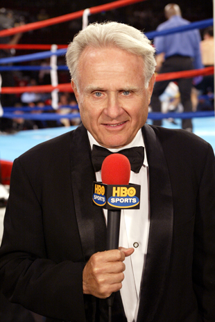 Larry Merchant ends 35-year run Saturday as voice of HBO boxing, conscience of a sport