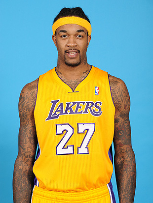 Lakers center Jordan Hill charged with