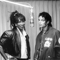 Siedah Garrett On Writing Michael Jackson's 'Man In The Mirror': I Couldn't Write An 'Oh Baby Baby [Song]'
