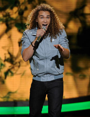 American Idol, The Day After: Top 8 Results Dish with Special Guest Casey Abrams